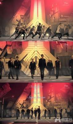 SuperJunior6辑主打歌MV今日向全世界公开林子祥